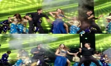 Salman Khan's 'Da Bangg Tour' takes off in Hong Kong, witnesses Bollywood's biggest performances ever