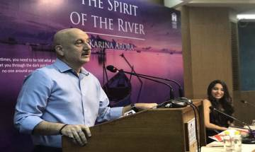 Anupam Kher slams 'pseudo-intellectuals' says sometimes it's necessary to show nationalism
