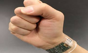 New wristband-type wearable device can analyse sweat to diagnose diabetes