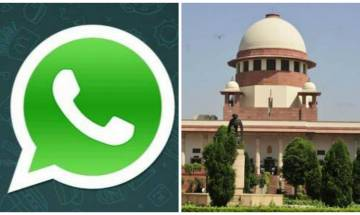 WhatsApp privacy policy: SC's constitution bench to hear matter today