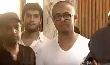 Azaan row: Sonu Nigam gets his head shaved on live TV in protest after West Bengal maulavi issues Rs 10 lakh fatwa