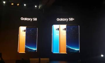 Watch | Samsung Galaxy S8, S8+ launched in India at Rs 57,900, available from May 5
