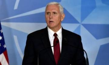 US President Trump to attend ASEAN, APEC summits: Pence
