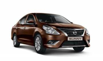 Nissan Sunny prices cut by up to Rs 1.99 lakh, now starts at Rs 6.99 lakh