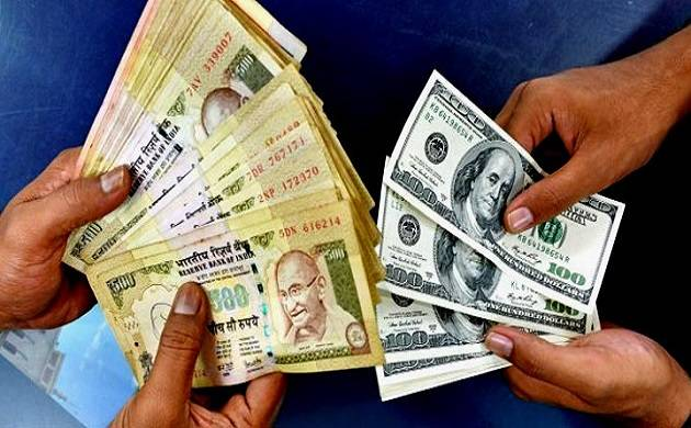 India's Foreign Exchange witnessed a great rise by USD 889.4 million to USD 369.887 billion (File Photo)