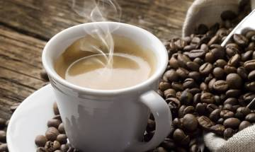 Caffeine vs exercise: opt for a quick walk up and down the stairs!