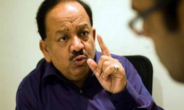 Union Minister Harsh Vardhan feels Arvind Kejriwal is making excuses for his defeat in MCD polls