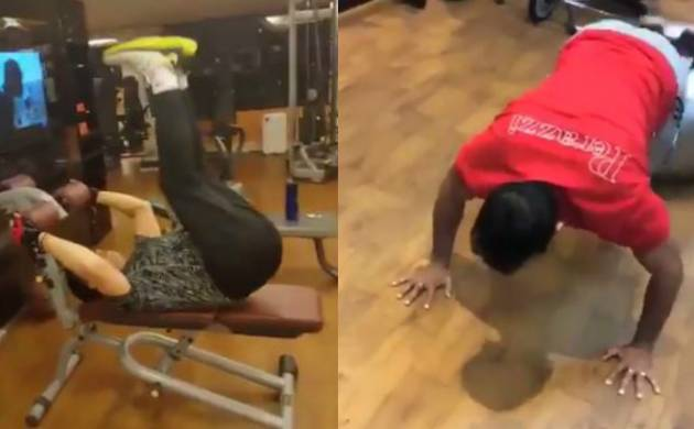 Fit cabinet for Hit PM: Rijiju, Rathore workout video sets serious goals for Indian MP's