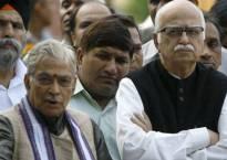 Advani, Joshi tried to prevent mob from demolishing Babri Masjid, says Satish Pradhan