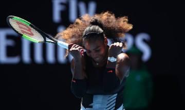 Pregnant Serena Williams won't quit: Coach Patrick