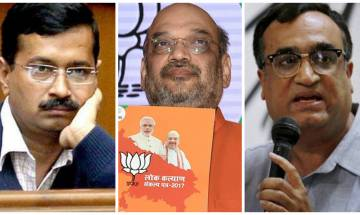 MCD elections 2017: Delhi's 1.3cr people set to vote in triangular contest; litmus test for Kejriwal's AAP, Amit Shah's BJP, Congress