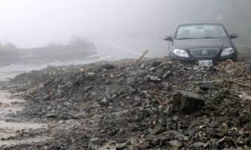 Heavy rains, lead to landslides, floods in Arunachal Pradesh