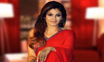 Prefer to be free voice, no plans to join any political party: Raveena Tandon