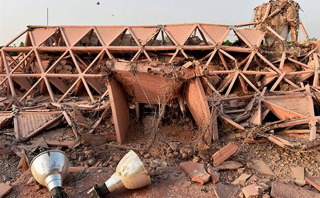 Hall of Nations: Architects, historians outraged by demolition