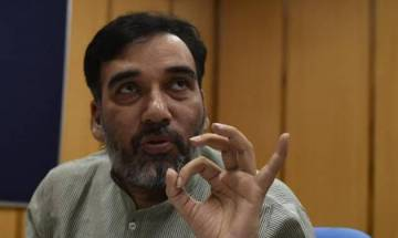 Delhi MCD election results: Gopal Rai blames EVMs for AAP's dismal performance
