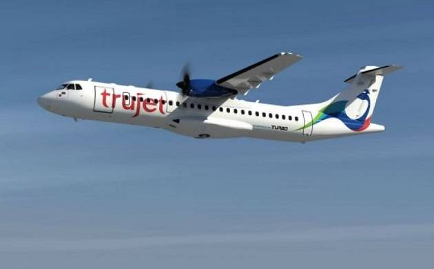 Trujet announces launch of services on three new routes under 'UDAN' (source: PTI)