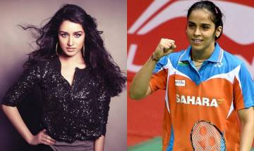 Saina Nehwal biopic: Shraddha Kapoor feels lucky to portray World's No. 1 badminton player