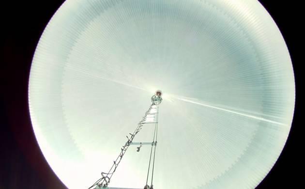 NASA Super Pressure Balloon launch