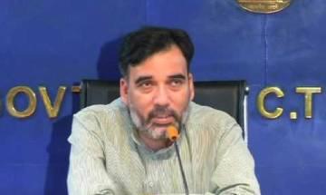 AAP appoints Gopal Rai as Delhi convener after MCD polls debacle