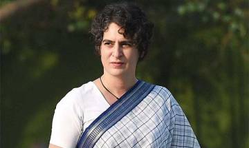 Priyanka Gandhi denies financial links with Vadra properties