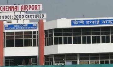 Security personnel find three unclaimed suitcases at Chennai airport