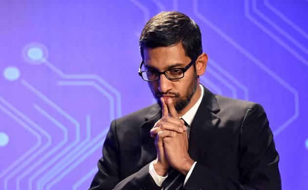 Google CEO Sundar Pichai (Source: PTI)