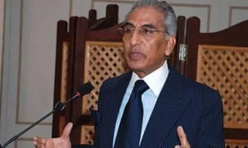 Nawaz Sharif sacks his special assistant on foreign affairs Tariq Fatemi
