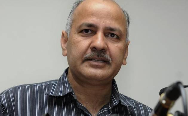 Delhi Deputy Chief Minister Manish Sisodia (File photo: PTI)