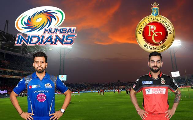 IPL 2017 Mumbai Indians vs Royal Challengers Bangalore