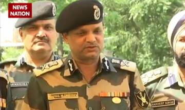Pak BAT team, which mutilated Indian soldiers, comprised of Army regulars and Mujahideen elements: BSF ADG