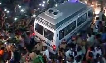 Last rites will not be done till UP Chief Minister visit us: Martyr Prem Sagar's son