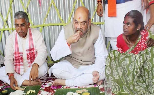 Tribal family who hosted Amit Shah joined Trinamool (File Photo)