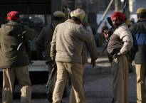Pathankot police launches search operations for three suspects who robbed SUV in Jammu