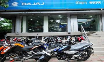 Bajaj Auto motorcycles sales for April rise marginally to 2,93,932 units