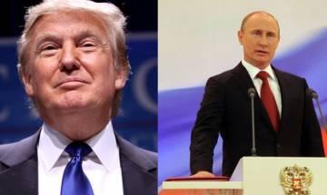 Vladimir Putin, Donald Trump to increase diplomatic efforts to end 'Syria war'