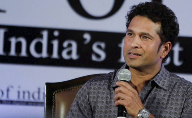 A file photo of former cricketer Sachin Tendulkar.