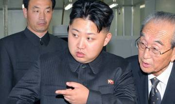 North Korean leader Kim Jong-Un inspects military unit responsible for bombarding an island