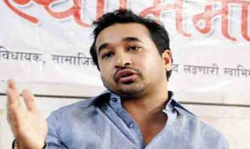 Goa police charge-sheets Nitesh Rane, 8 others in vandalism of toll plaza case