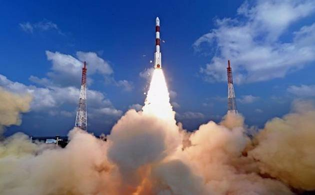South Asia Satellite launch: ISRO successfully blasts off GSAT-9 from Sriharikota (Source: ISRO)