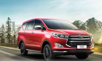 Toyota launches Innova Touring Sport MPV; check price and features