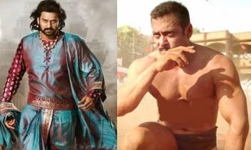 What! 'Baahubali 2' star Prabhas earned MUCH LESS than what Salman Khan did for 'Sultan'