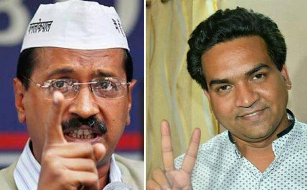 Will Kapil Mishra expose be end of Aam Aadmi Party? A timeline of AAP crisis (File Photo. Twitter Image)