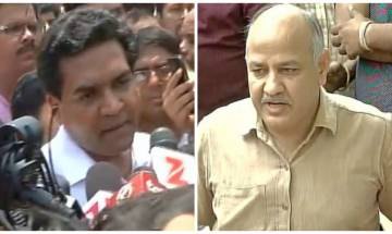 AAP in fresh crisis: Delhi CM Kejriwal accepted Rs 2 crore from Satyendra Jain, alleges Kapil Mishra; Sisodia rubbishes charges