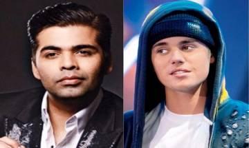 Justin Bieber's India tour: Singer to sip 'Koffee' on Karan Johar's 'Koffee With Karan'