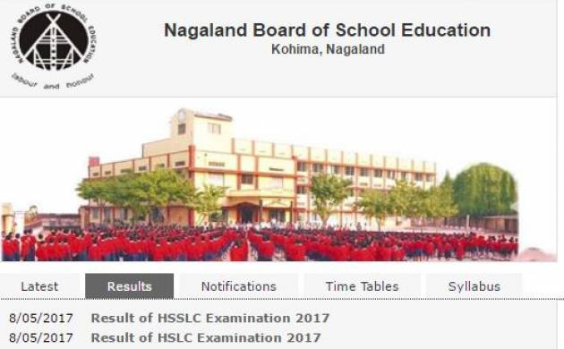 Nagaland NSBE class 10th and class 12th result to be announced today