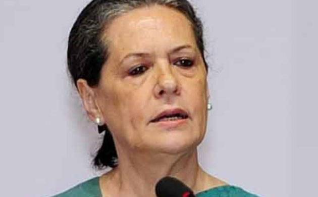 Sonia Gandhi (Image: ANI)
