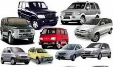Domestic passenger vehicles sales for April surges 14.68 per cent to 2,77,602 units, car sales up 17 per cent
