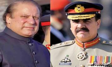 Pak PM Nawaz Sharif discusses Kulbhushan Jadhav's case with Army chief Bajwa