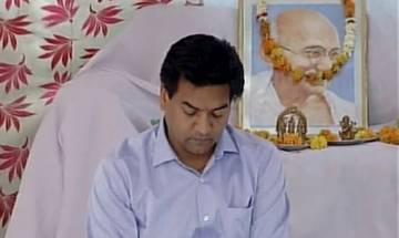 Kapil Mishra claims he got life threat on WhatsApp; sits on satyagraha against AAP leaders