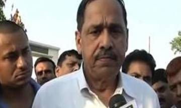 BSP expels Naseemuddin Siddiqui, son for anti-party activities